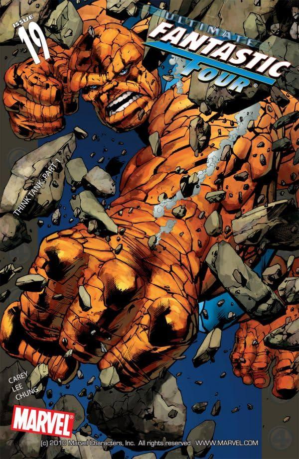 Ultimate Fantastic Four #19