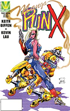 Punx: Manga Special