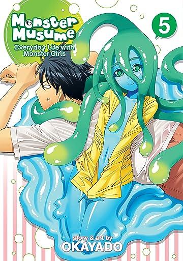 Monster Musume Vol. 5
