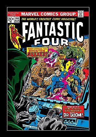 Fantastic Four (1961-1998) #144