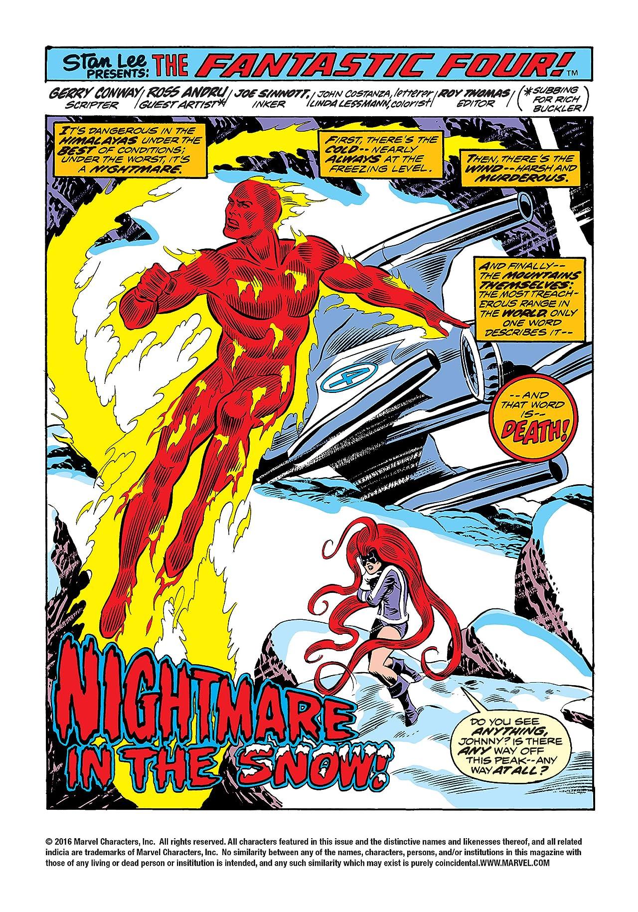 Fantastic Four (1961-1998) #145