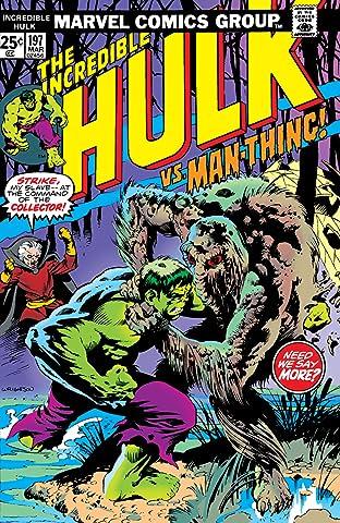 Incredible Hulk (1962-1999) #197