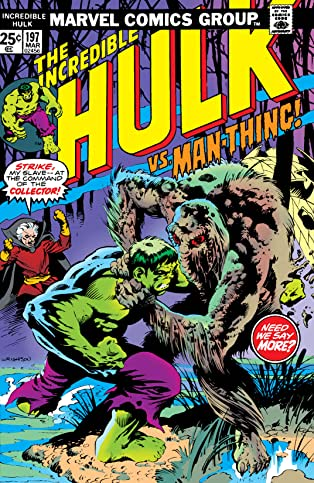 Incredible Hulk (1962-1999) #197