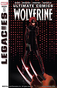 Ultimate Comics Wolverine No.2 (sur 4)