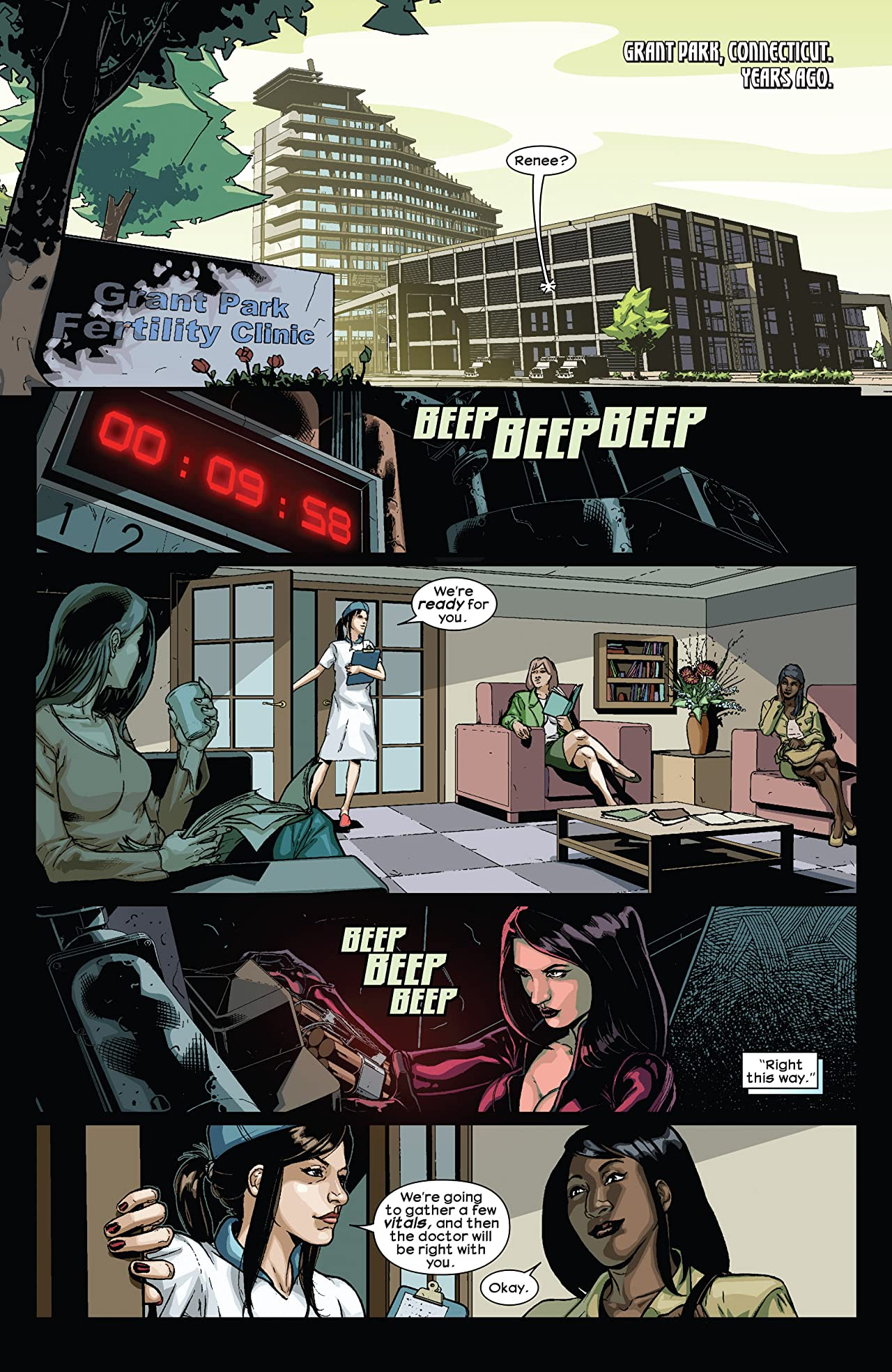Ultimate Comics Wolverine #2 (of 4)