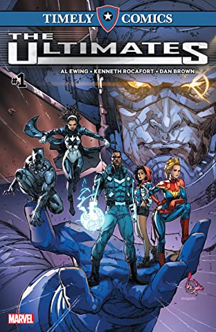 Timely Comics: Ultimates No.1