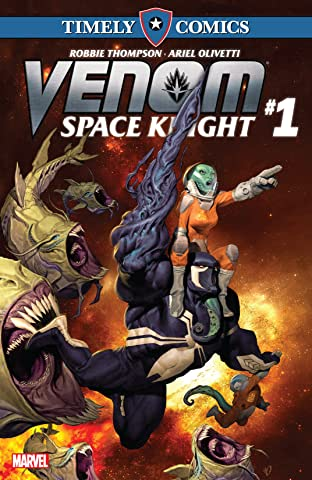 Timely Comics: Venom: Space Knight #1