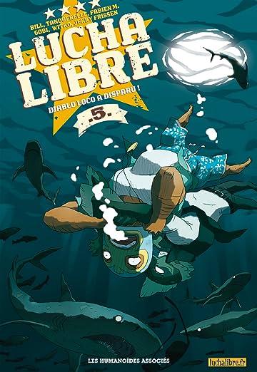 Lucha Libre Vol. 5: Diablo Loco a disparu