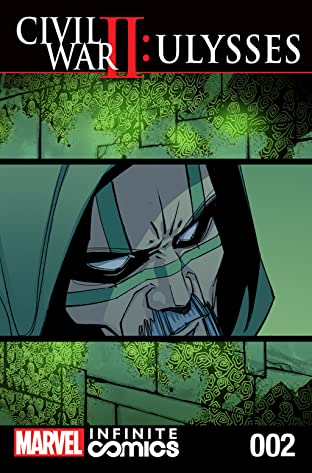 Civil War II: Ulysses Infinite Comic No.2 (sur 6)