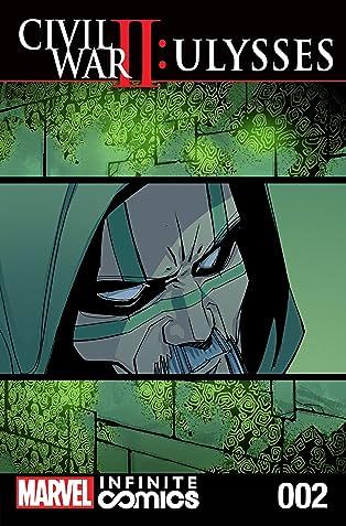 Civil War II: Ulysses Infinite Comic #2 (of 6)