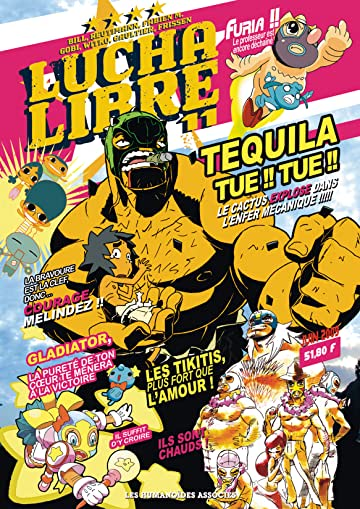 Lucha Libre Vol. 11: Plus vite, Tequila tue ! Tue !