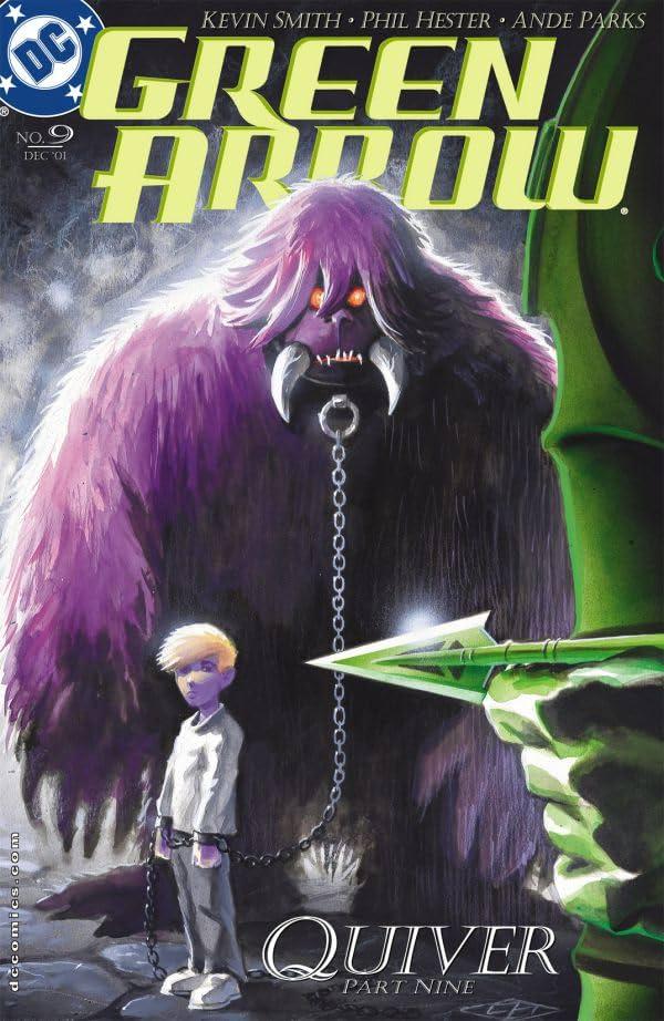 Green Arrow (2001-2007) #9