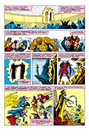 Avengers (1963-1996) Annual #16