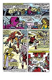 Avengers West Coast (1985-1994) #3