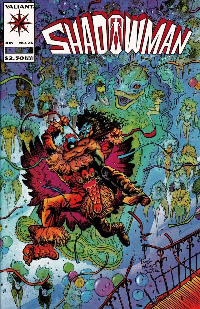 Shadowman (1992-1995) #26