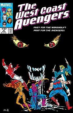 Avengers West Coast (1985-1994) #5