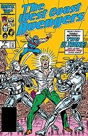 Avengers West Coast (1985-1994) #7