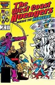 Avengers West Coast (1985-1994) #8