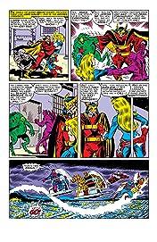Avengers West Coast (1985-1994) #9
