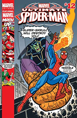 Marvel Universe Ultimate Spider-Man (2012-2014) #12