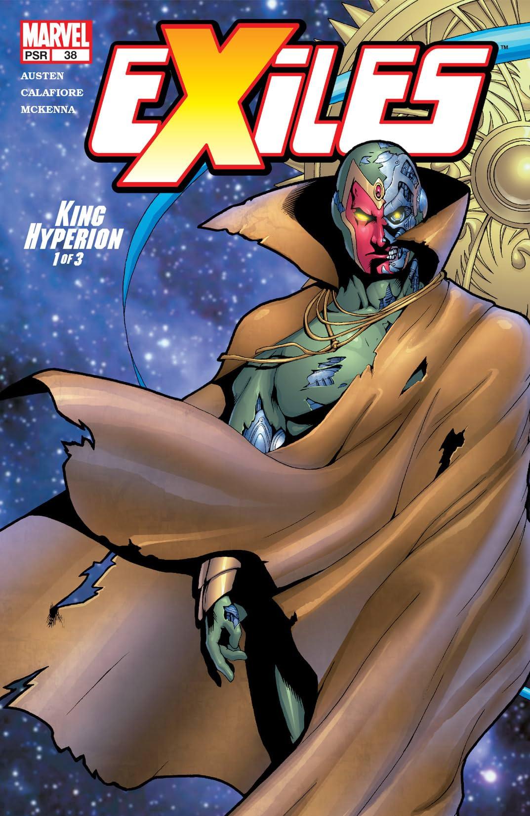 Exiles (2001-2008) #38