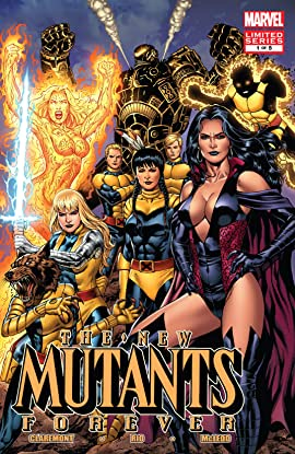 New Mutants Forever (2010) #1 (of 5)