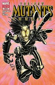 New Mutants Forever (2010) #2 (of 5)