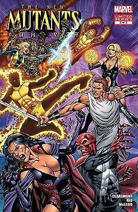 New Mutants Forever (2010) #3 (of 5)