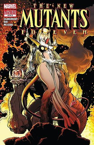 New Mutants Forever (2010) #4 (of 5)