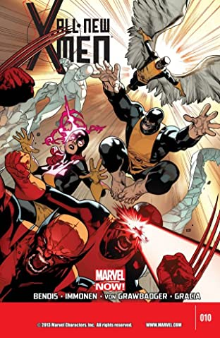 All-New X-Men (2012-2015) No.10