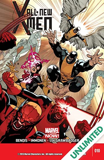 All-New X-Men (2012-2015) #10