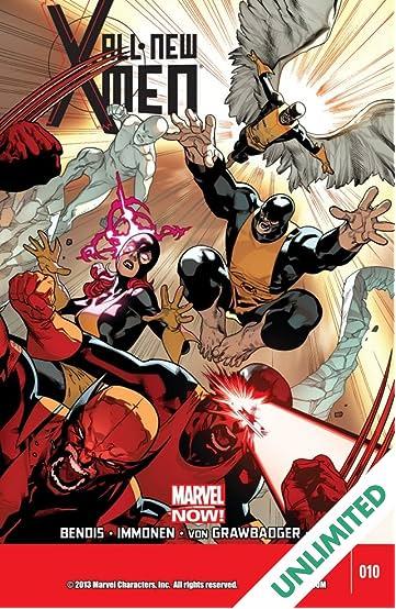 All-New X-Men (2012-2015) #10
