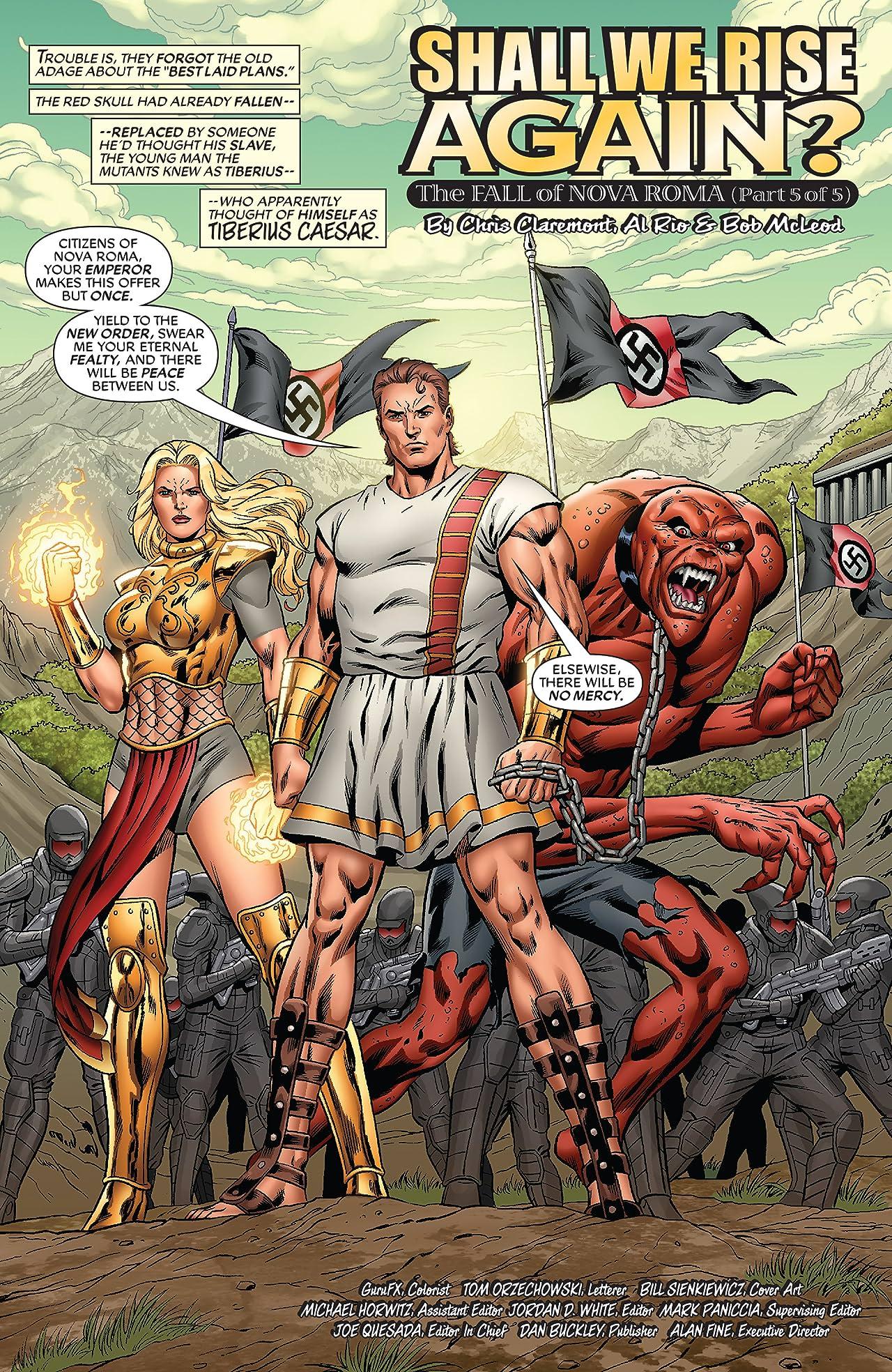 New Mutants Forever (2010) #5 (of 5)