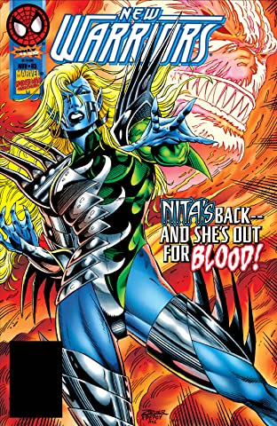 New Warriors (1990-1996) #65