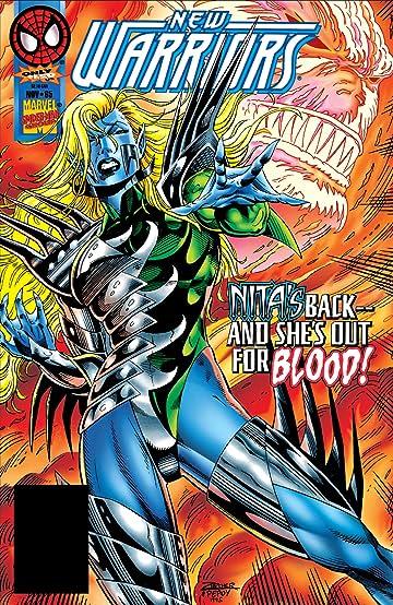 New Warriors (1990-1996) #65