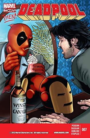 Deadpool (2012-) #7