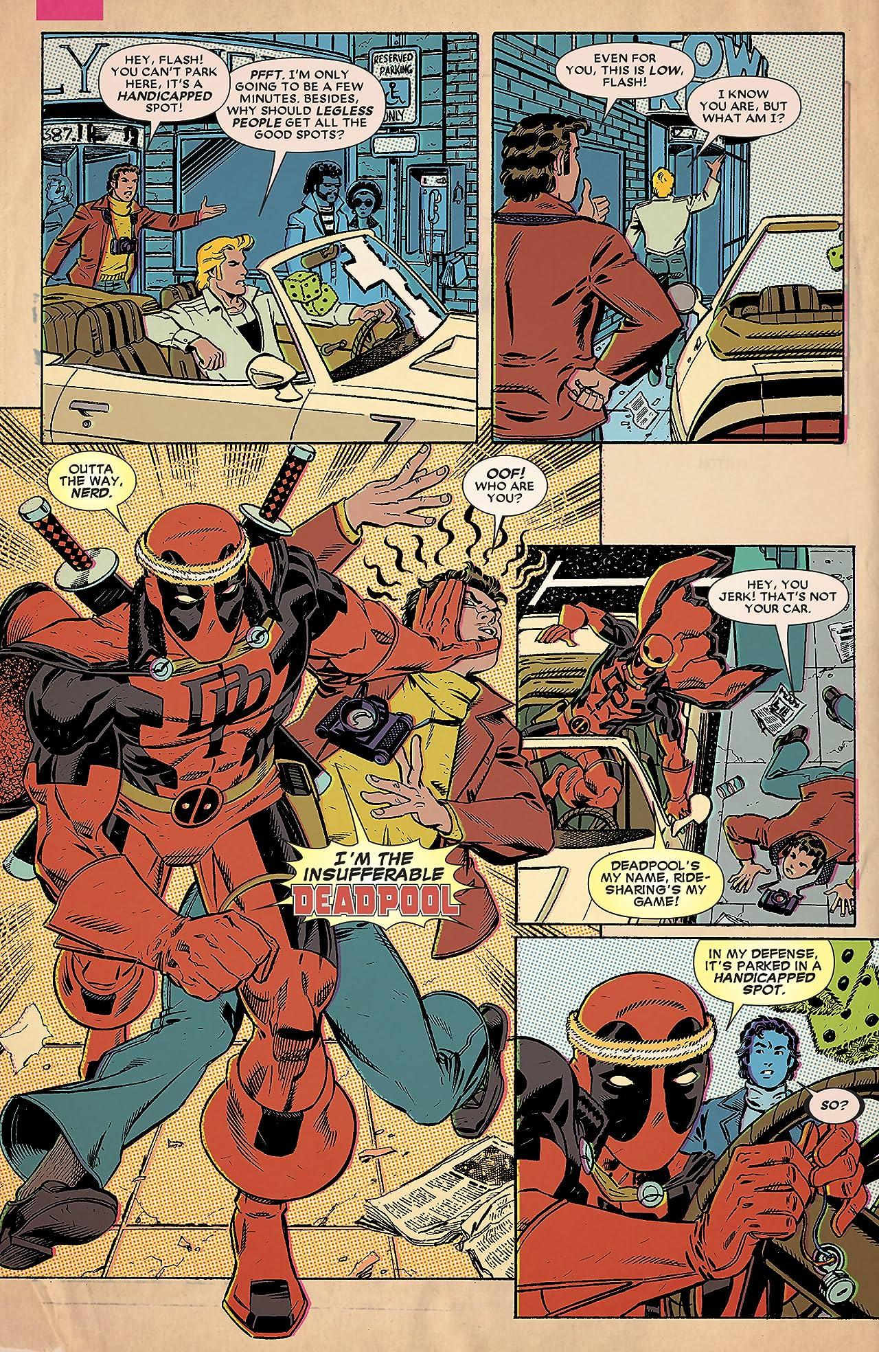 Deadpool (2012-2015) #7
