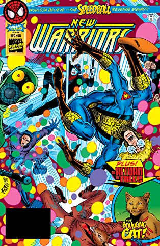 New Warriors (1990-1996) #66