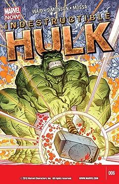Indestructible Hulk #6