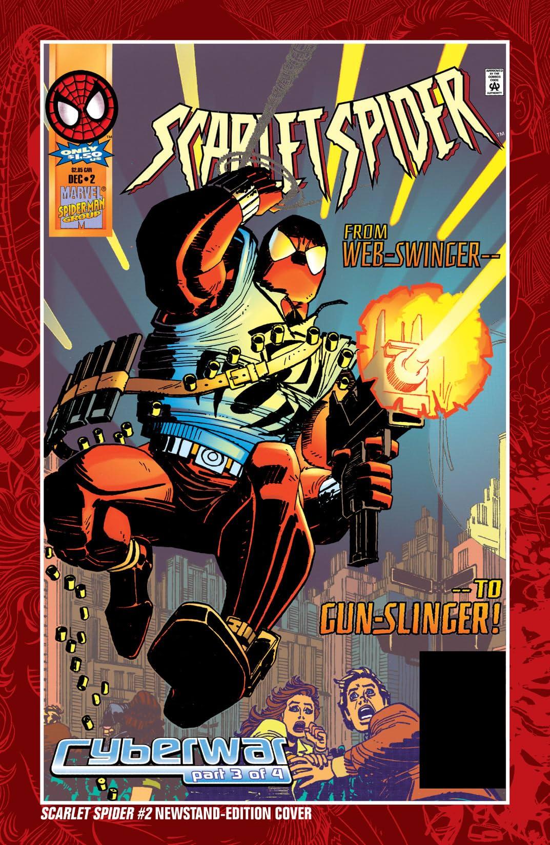 Scarlet Spider (1995) #2