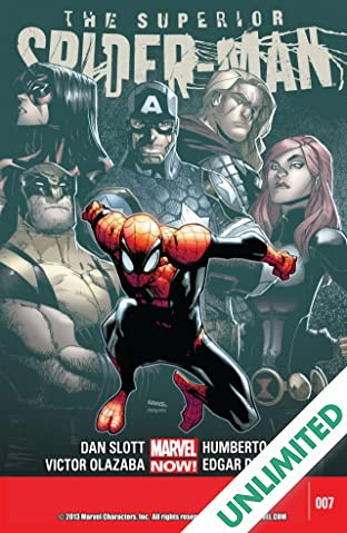 Superior Spider-Man #7