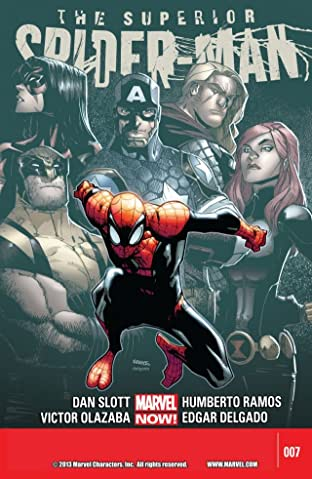 Superior Spider-Man No.7