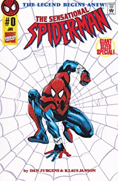 Sensational Spider-Man (1996-1998) #0