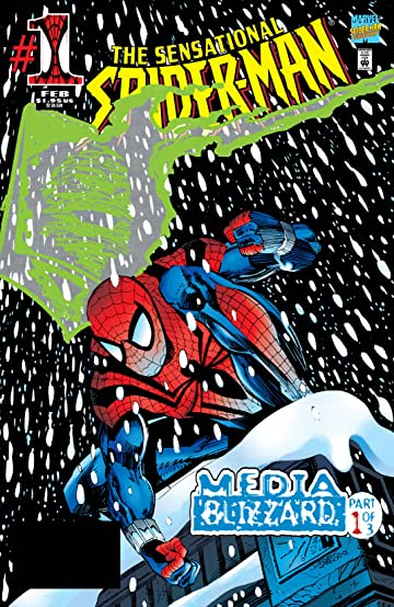 Sensational Spider-Man (1996-1998) #1