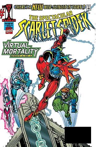 Spectacular Scarlet Spider (1995) #1