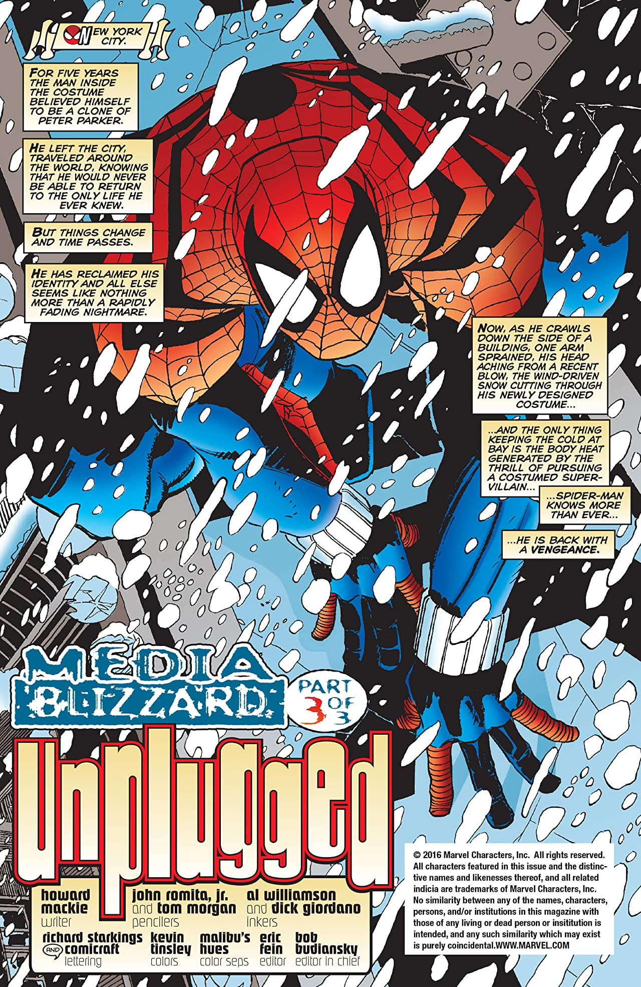 Spider-Man (1990-1998) #65