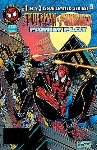 Spider-Man/Punisher: Family Plot (1996) #1 (of 2)