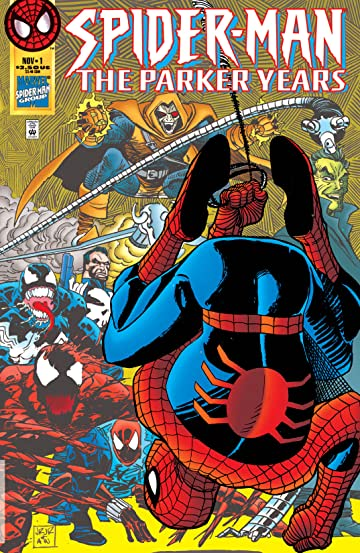 Spider-Man: The Parker Years (1995) #1