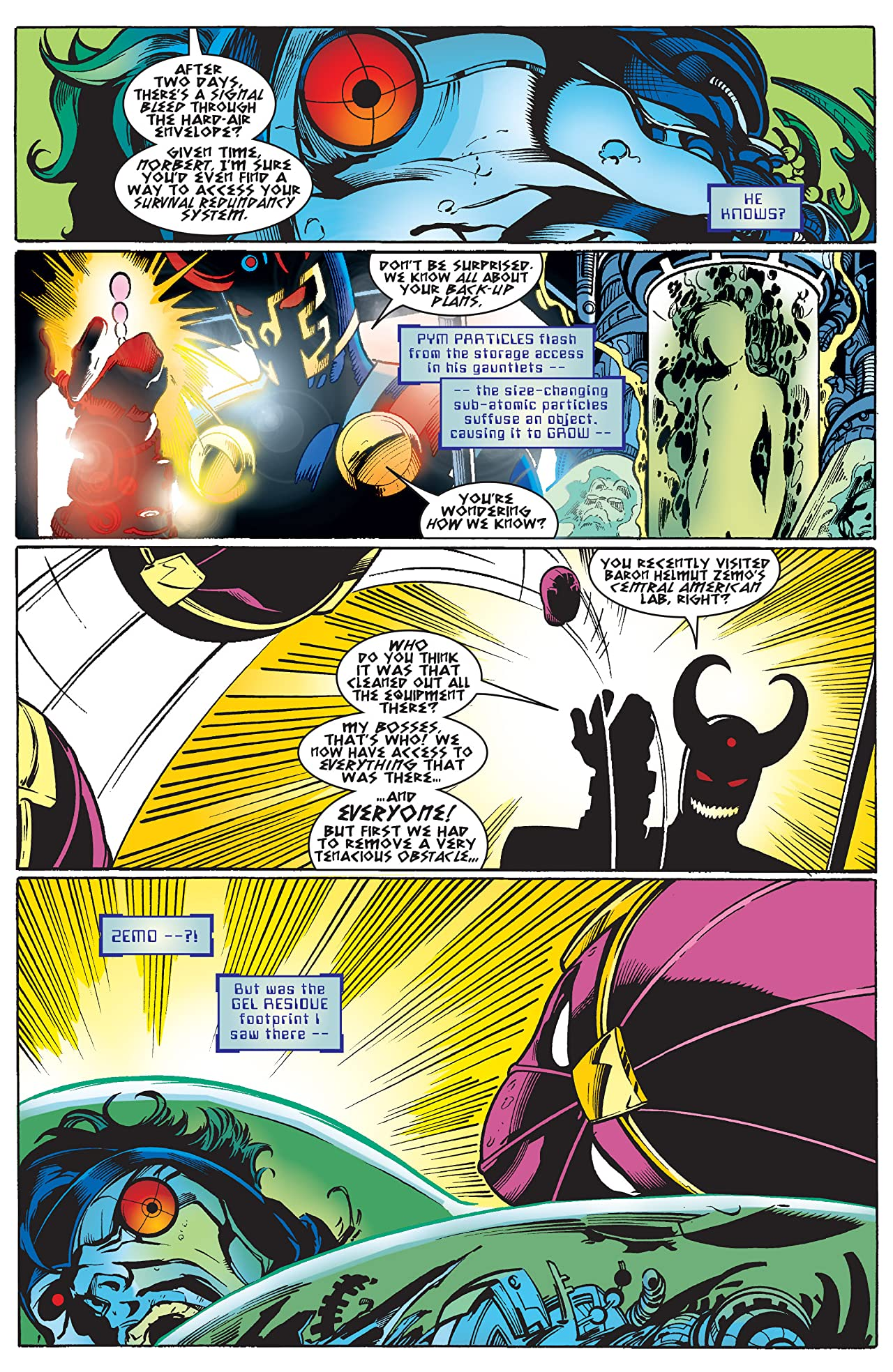Thunderbolts (1997-2003) #46