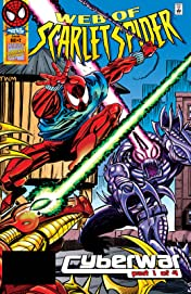 Web of Scarlet Spider (1995-1996) #2 (of 4)